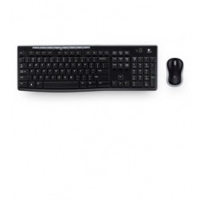 Logitech Wireless Combo MK270 - juego de teclado y ratón - Español
