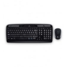 Logitech Wireless Combo MK330 - juego de teclado y ratón - Español