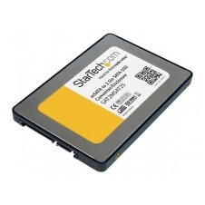 StarTech.com Caja Adaptadora SATA de 2,5 Pulgadas para Unidad de Estado Sólido SSD mSATA - caja de almacenamiento - SATA