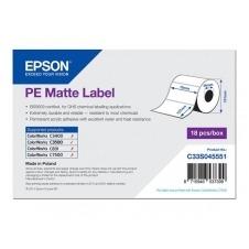 Epson PE - etiquetas troqueladas - 220 etiqueta(s)