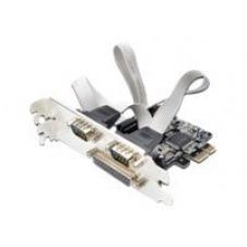 Ewent EW1158 - adaptador paralelo / serial