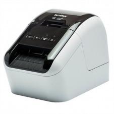 Brother QL-800 - impresora de etiquetas - bicolor (monocromático) - térmica directa