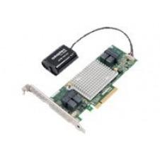 Microsemi Adaptec 81605Z - controlador de almacenamiento (RAID) - SATA 6Gb/s / SAS 12Gb/s - PCIe 3.0 x8