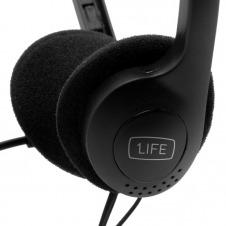 1 LIFE HS SOUN ONE - auriculares con diadema con micro