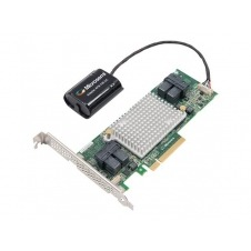 Microsemi Adaptec 81605ZQ - controlador de almacenamiento (RAID) - SATA 6Gb/s / SAS 12Gb/s - PCIe 3.0 x8