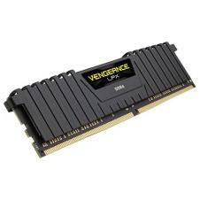 MEMORIA CORSAIR DDR4 16GB 2X8GB PC 2666 VENGEANCE LPX BLACK