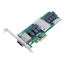 Microsemi Adaptec 82885T - extensor de bus SAS de almacenamiento - SATA 6Gb/s / SAS 12Gb/s - PCIe x4