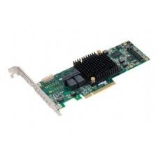 Microsemi Adaptec 8805 - controlador de almacenamiento (RAID) - SATA 6Gb/s / SAS 12Gb/s - PCIe 3.0 x8