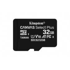 KINGSTON 32GB CANVAS SELECT PLUS MICROSD MULTI PACK DE 3