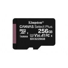 MEMORIA 256GB CANVAS SELECT PLUS MICRO SD KINGSTON