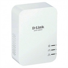 D-Link PowerLine AV2 600 Gigabit Starter Kit DHP-601AV - puente - conectable en la pared