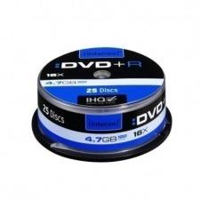 Intenso - DVD+R x 25 - 4.7 GB - soportes de almacenamiento