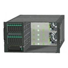 Intel Modular Server System MFSYS25 - montaje en bastidor - 6U