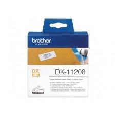 Brother DK-11208 - etiquetas de direcciones