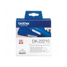 Brother DK-22210 - etiquetas