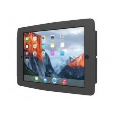 Compulocks Space - iPad Mini Wall Mount Enclosure - Black - montaje en la pared