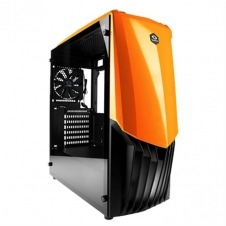 RAIDMAX CAJA ATX GAMA A18TO ORANGE