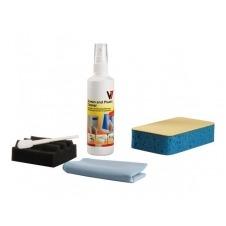 V7 kit de limpieza para pantalla / teclado