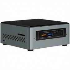 Intel Next Unit of Computing Kit NUC6CAYH - miniordenador - Celeron J3455 1.5 GHz - 0 MB - 0 GB