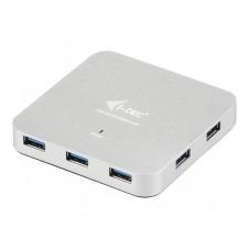 i-Tec USB 3.0 Metal Charging HUB - hub - 7 puertos