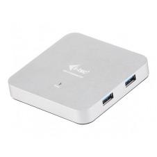 i-Tec USB 3.0 Metal Charging HUB - hub - 4 puertos