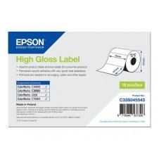 Epson - etiquetas troqueladas - 250 etiqueta(s)