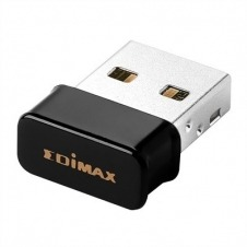 Edimax EW-7611ULB 2-in-1 N150 Wi-Fi & Bluetooth 4.0 Nano USB Adapter - adaptador de red