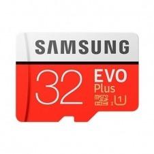 Samsung EVO Plus MB-MC32G - tarjeta de memoria flash - 32 GB - microSDHC UHS-I