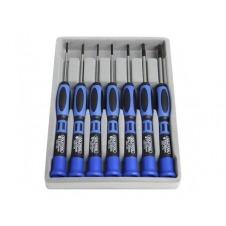 StarTech.com Juego Kit Set de Destornilladores de Precisión de 7 piezas- Torx Phillips Plano - kit de destornilladores