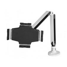 StarTech.com Base Universal de Soporte de Sobremesa para Tablet de 9 a 11 Pulgadas - Color Blanco - con Brazo Articulado - brazo ajustable