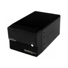 StarTech.com Caja Disco Duro Externo 2 Bahías de 3,5