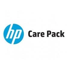 Electronic HP Care Pack Pick-Up and Return Service with Accidental Damage Protection - ampliación de la garantía - 4 años - recogida y devolución