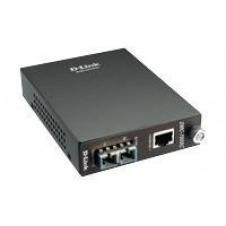 D-Link DMC 700SC - conversor de soportes de fibra - GigE