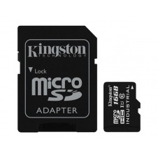 Kingston - tarjeta de memoria flash - 16 GB - microSDHC UHS-I