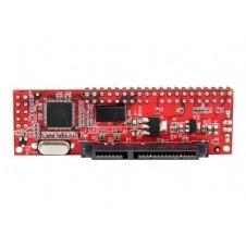 StarTech.com Conversor Adaptador IDE PATA de 40 pines a SATA - Convertidor para Disco Duro SSD o Unidad Óptica - controlador de almacenamiento - SATA