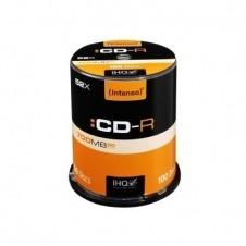 Intenso - CD-R x 100 - 700 MB - soportes de almacenamiento