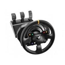 ThrustMaster TX Racing - Leather Edition - juego de volante y pedales - cableado