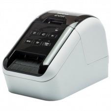 Brother QL-810W - impresora de etiquetas - bicolor (monocromático) - térmica directa