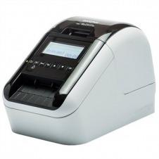 Brother QL-820NWB - impresora de etiquetas - bicolor (monocromático) - térmica directa