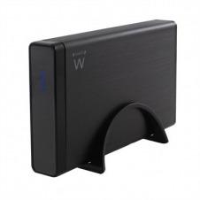 Eminent EW7047 - caja de almacenamiento - ATA-133 / SATA 3Gb/s - USB 2.0