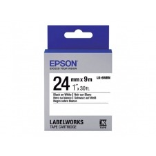 Epson LabelWorks LK-6WBN - cinta de etiqueta - 1 bobina(s)