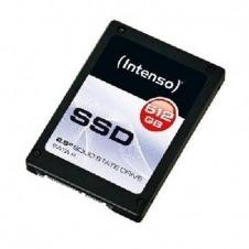 Intenso - unidad en estado sólido - 512 GB - SATA 6Gb/s