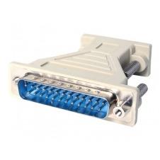 StarTech.com Adaptador de cable serie DB9 a DB25 - H/M - adaptador serie
