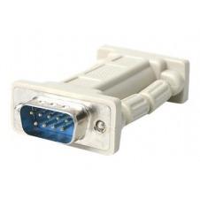 StarTech.com Adaptador de Módem Nulo Serie RS232 DB9- H/H - adaptador de módem nulo