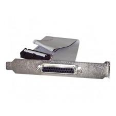 StarTech.com Bracket Adaptador Paralelo DB25 a IDC25 con Cable de 40cm - panel paralelo - 40.64 cm
