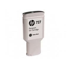 HP 727 - negro mate - original - cartucho de tinta
