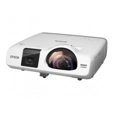 Epson EB-536WI - proyector 3LCD - LAN