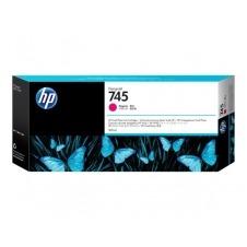 HP 745 - magenta - original - DesignJet - cartucho de tinta