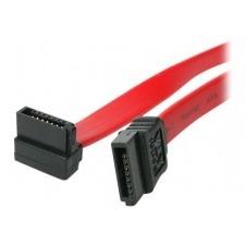 StarTech.com Cable Datos SATA en Ángulo Recto Acodado 7 Pines - 2x Serial ATA Macho - 0,20m - Cable SATA - 20.3 cm