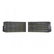 Cisco Catalyst 2960X-24PS-L - conmutador - 24 puertos - Gestionado - montaje en rack